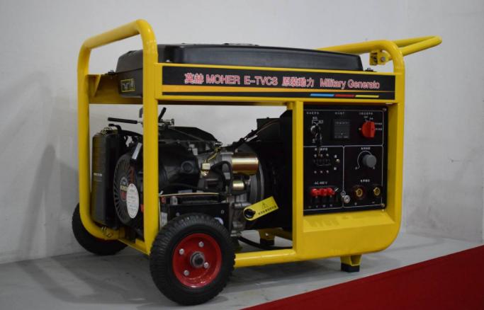 柴油发电机的安装
